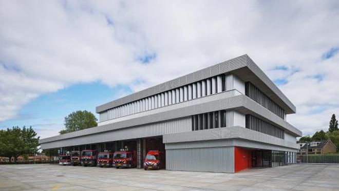 Nieuwbouw Brandweerkazerne Harderwijk