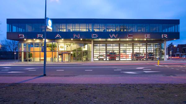 Nieuwbouw Brandweerkazerne Hilversum