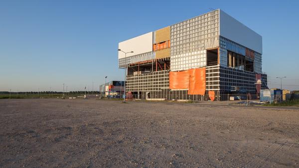 Nieuwbouw zwembad almere poort