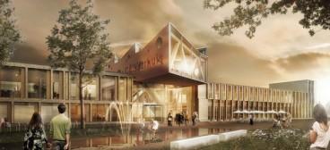 Huis voor Bestuur en Cultuur Hoogezand
