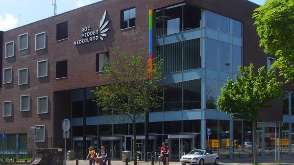 Gebruikersvoorzieningen Nieuwbouw ROC Vondellaan Utrecht